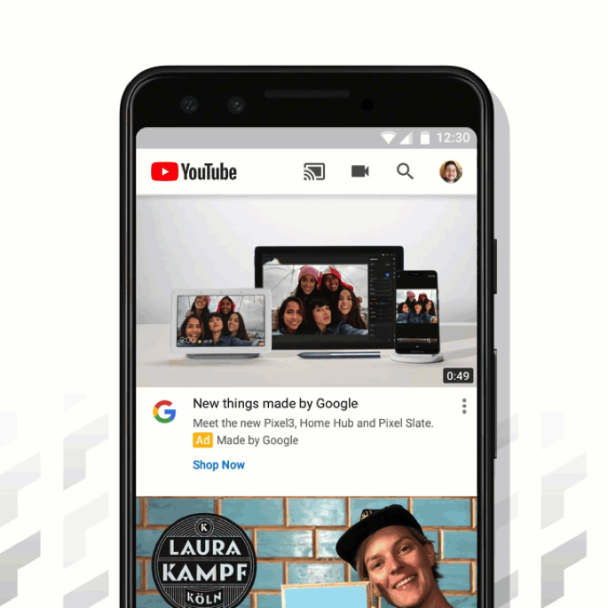 YouTube Introduces Autoplay for Videos in the Home Tab